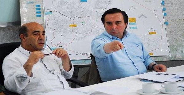 Murillo Karam presidió la reunión sobre el caso de Iguala y no gustó en el gobierno federal