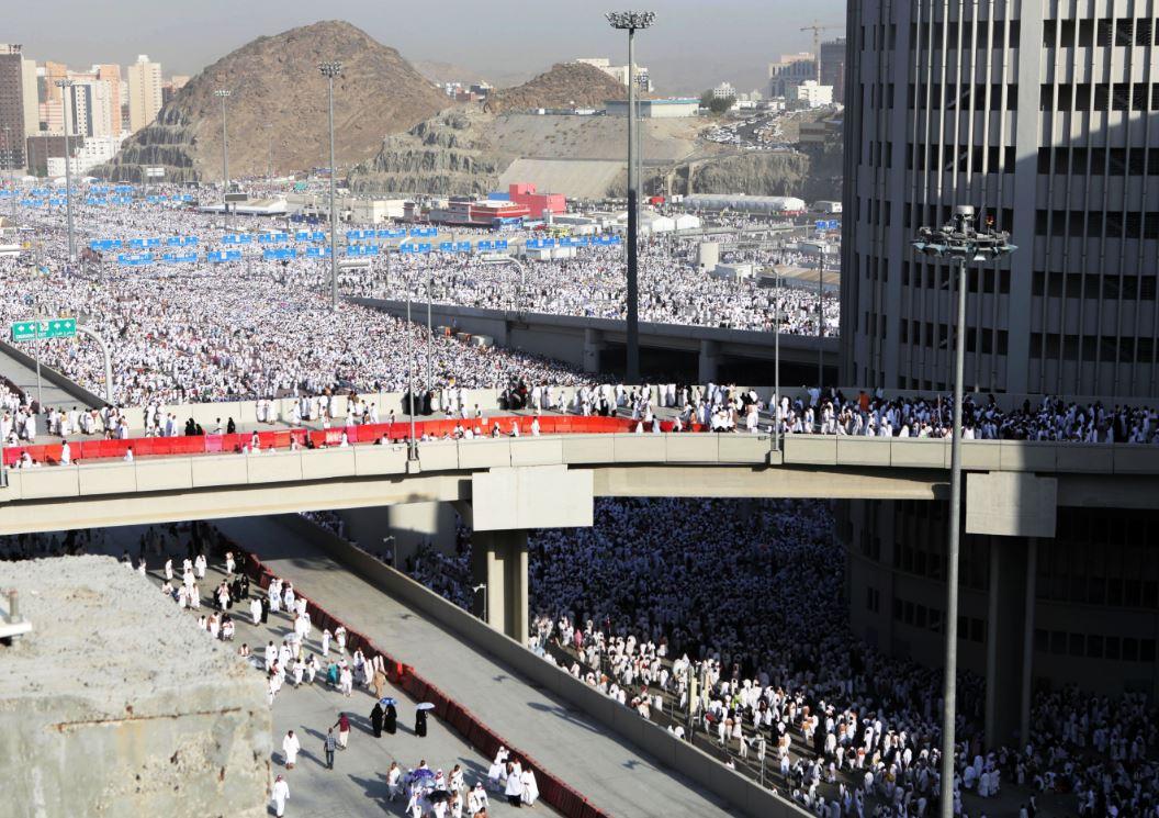 Musulmanes festejan el Eid al-Adha