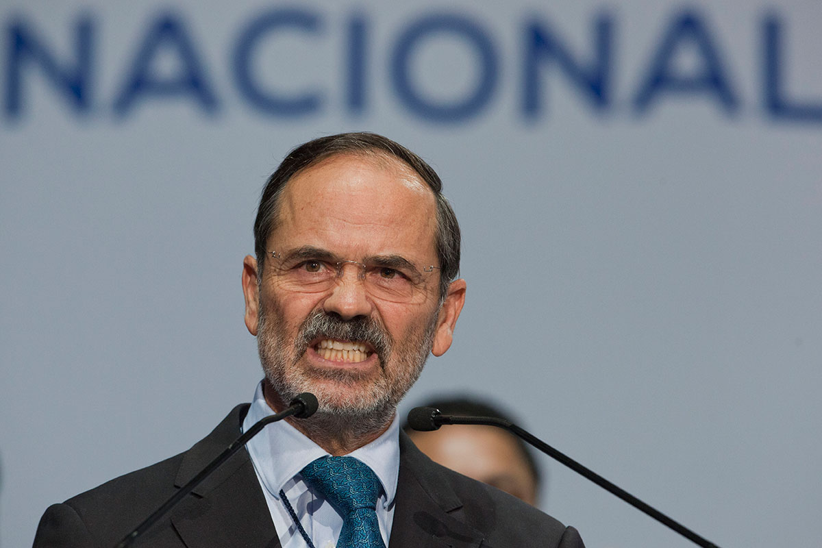 Enojo de Madero contra magistrados de la Suprema Corte