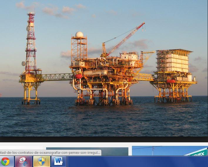 Pemex firma alianza con NuStar Energy LP, empresa de EU