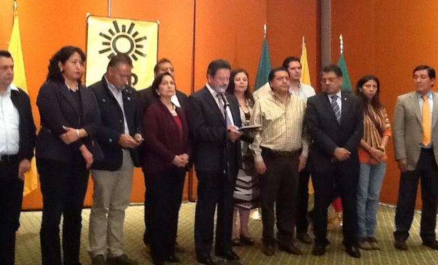 Deslinde del PRD refleja brecha interna por crisis en Guerrero