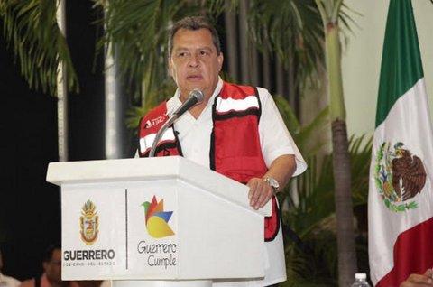 Ángel Aguirre niega tener relación con el narco