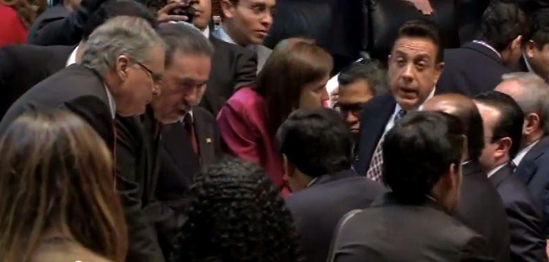 Comisión del Senado pospone votación sobre poderes en Guerrero