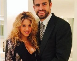 Shakira presume su segundo embarazo