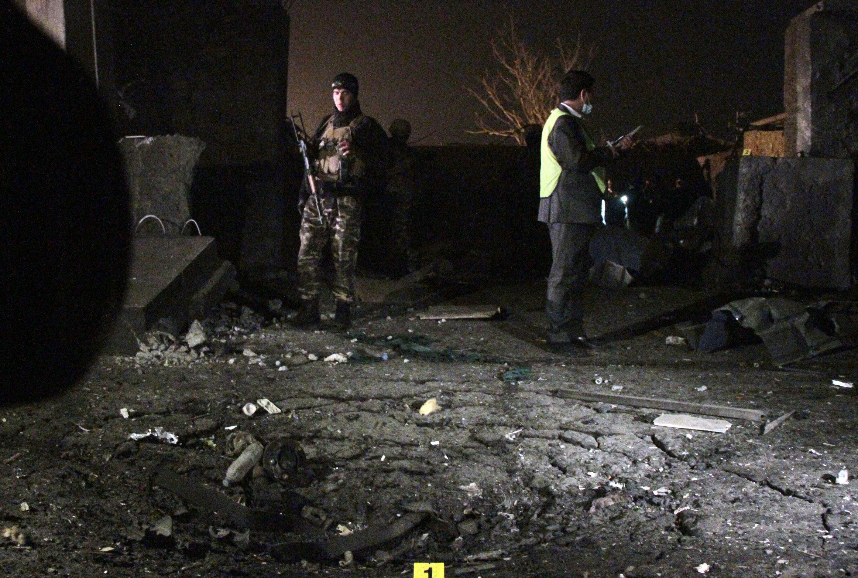 Atentado contra ejército afgano deja 22 muertos y 30 heridos