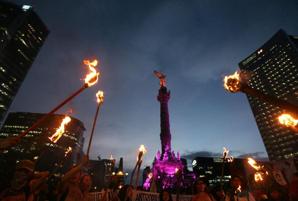 México: Adagio lamentoso