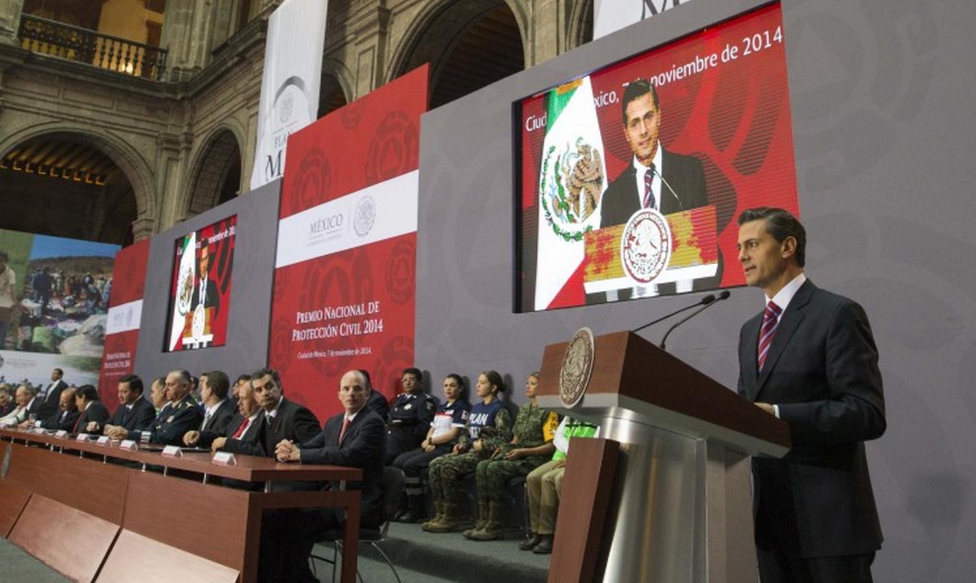 Equipo de Peña, confundido con promesa del Presidente