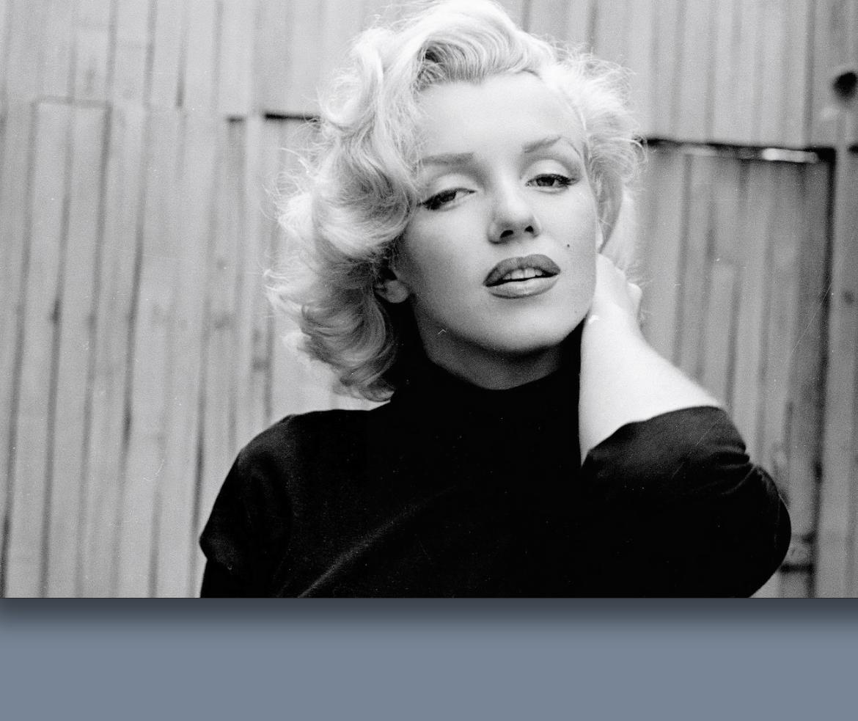 Subastan los archivos perdidos de Marilyn Monroe