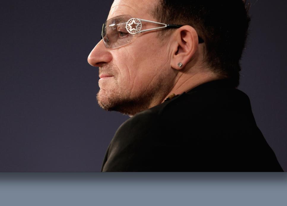 Operan a Bono tras accidente en bicicleta