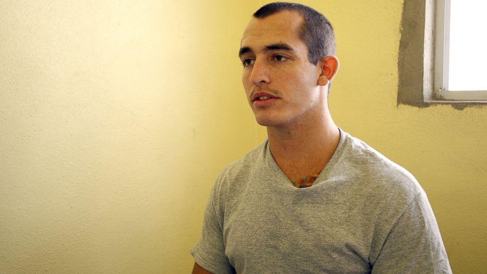 Marine absuelto en México regresa a Estados Unidos