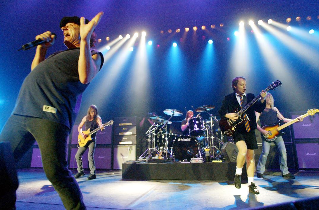 Integrantes de AC/DC, sin contacto con Phil Rudd
