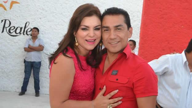 José Luis Abarca y su esposa planeaban huir rumbo a Veracruz