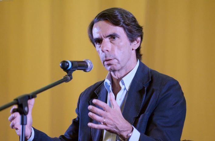 Aznar y los empresarios mexicanos