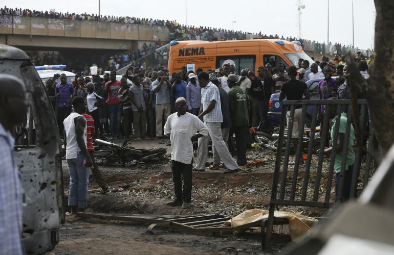 Las escuelas de Nigeria