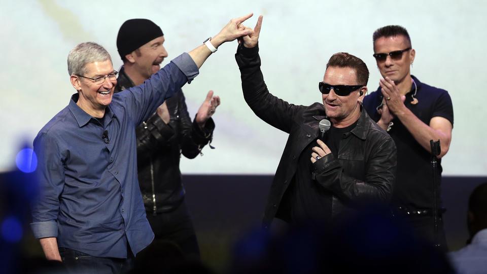 Bono y sus canciones