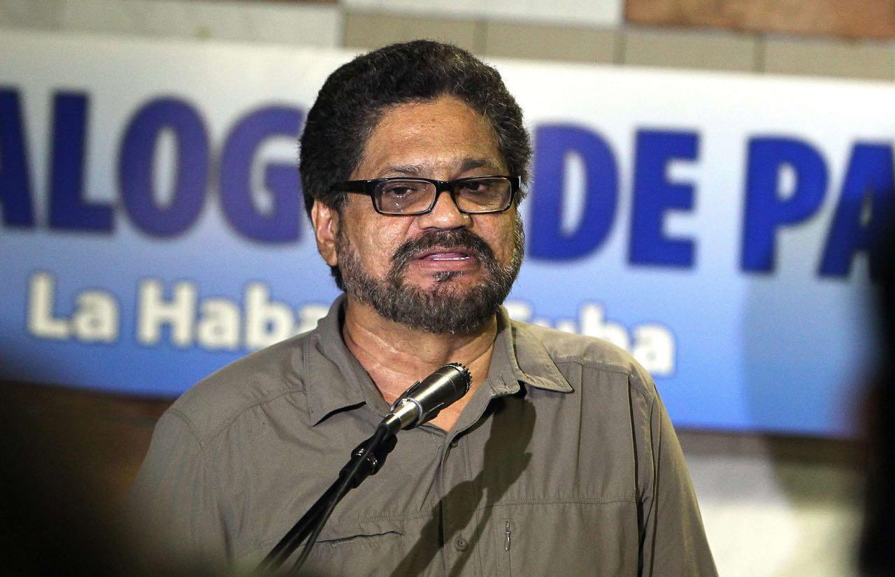 """""""Depende de 'Timochenko' liberación de general colombiano"""""""
