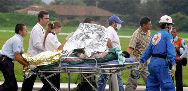 Un policía muertos y 4 heridos, el saldo por ataque de las FARC