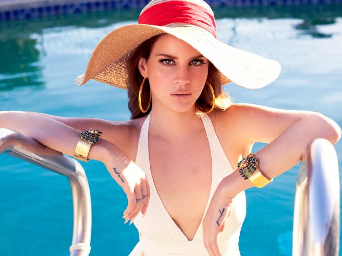 Lana del Rey participará en nuevo filme de Tim Burton