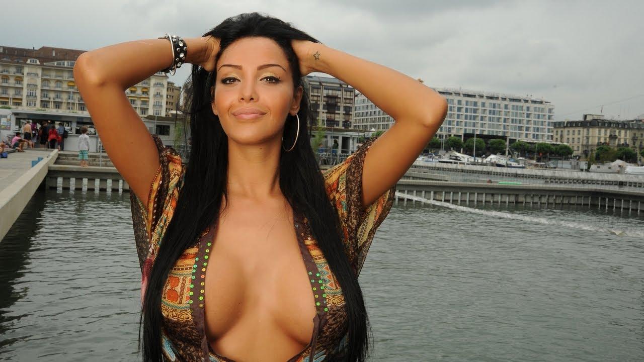 La Kardashian francesa acusada de apuñalar a su novio