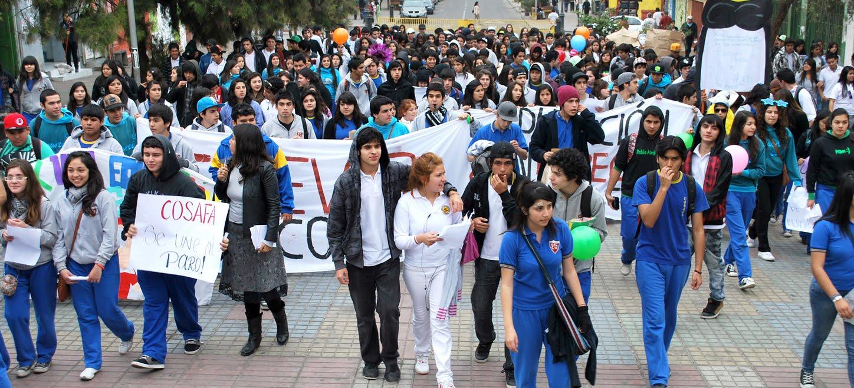 Diálogo con la SEP en Zacatenco, o en Zacatenco: IPN