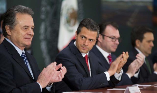 Peña Nieto se volvió a referir al caso de las desapariciones forzadas de normalistas en Iguala
