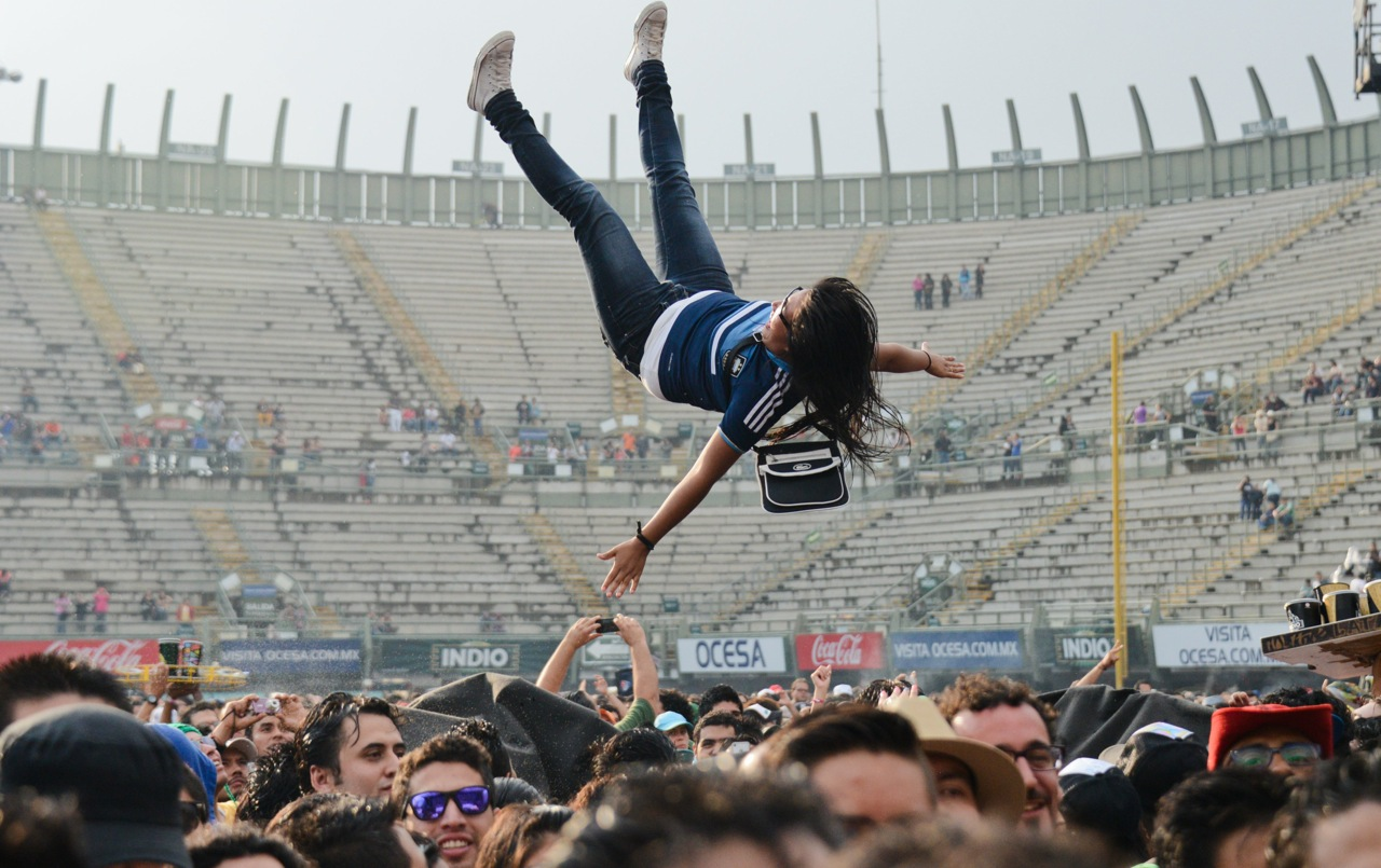 Vive Latino 2015:  Robert Plant, Caifanes, Molotov, Interpol...
