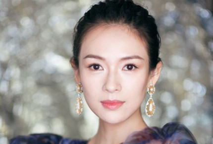 Zhang Ziyi no sólo es hermosa, sino influyente
