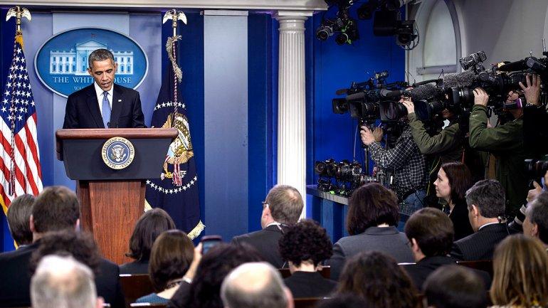 Un dictador no puede imponer su censura en EU: Obama