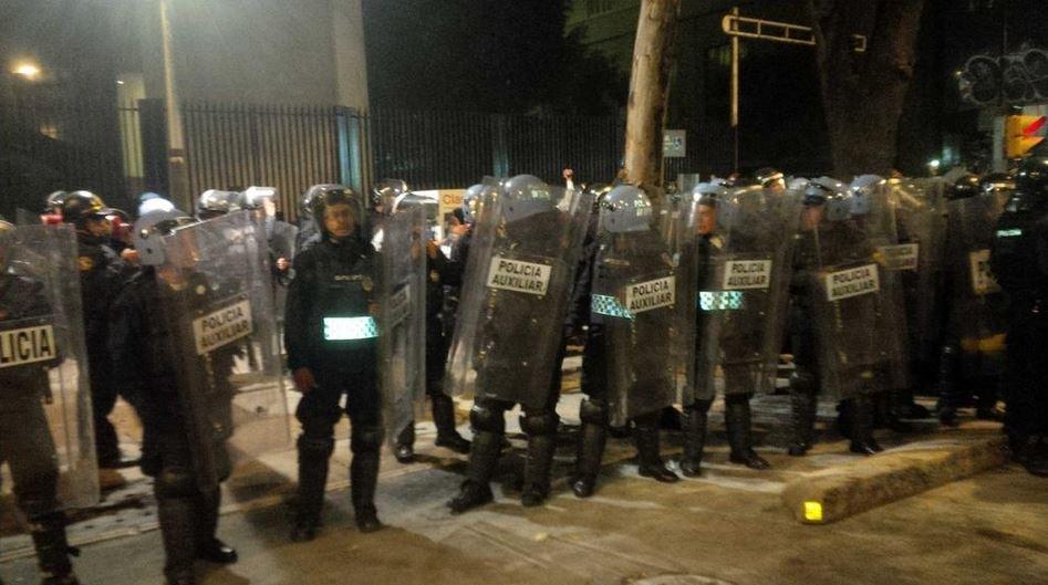 Detenidos el #1DicMx, estarán libres entre hoy y mañana