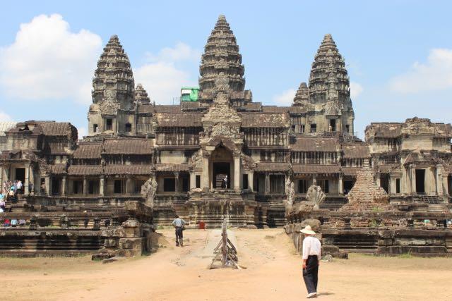 POSTALES:  Angkor Wat