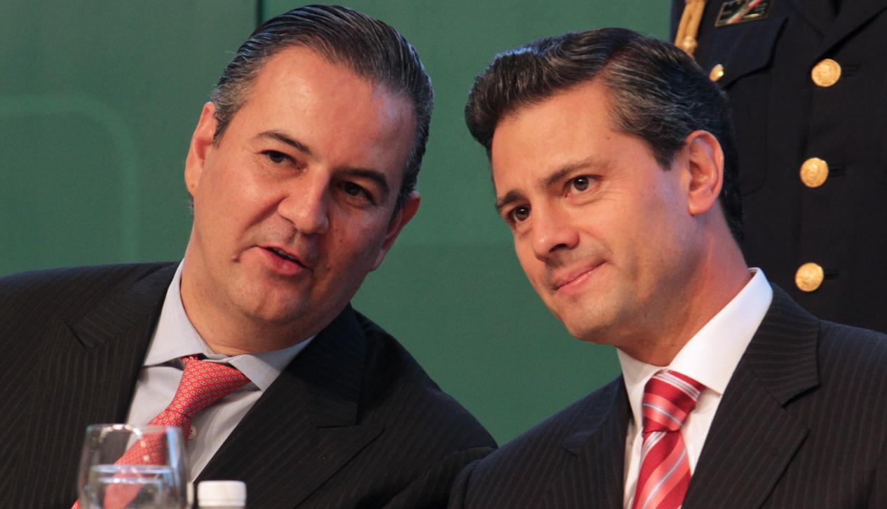 Gutiérrez Candiani y Peña buscaron limar asperezas