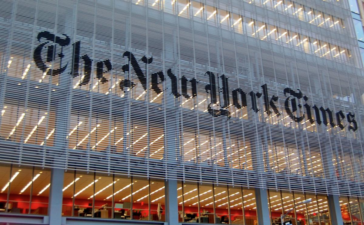 The New York Times abrió un blog para discutir el estado de Derecho en México