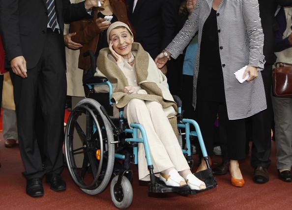A los 104 años muere la actriz Luise Rainer