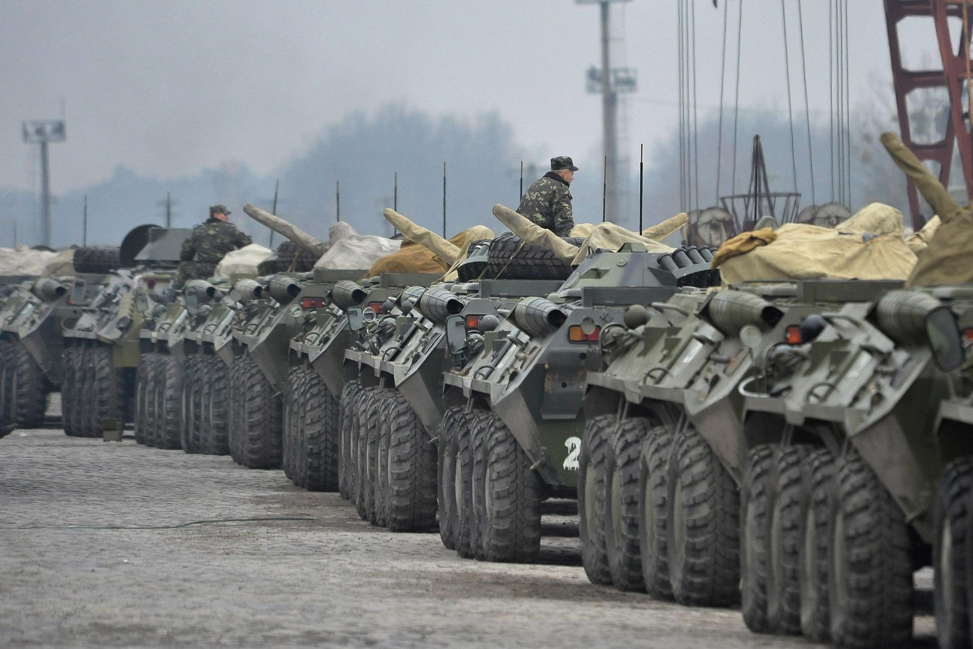 EU emite nuevas sanciones económicas contra Crimea