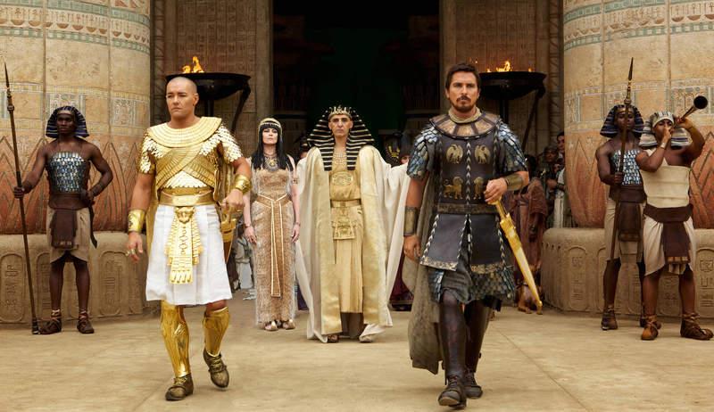 Egipto prohíbe exhibición de 'Exodus' en cines