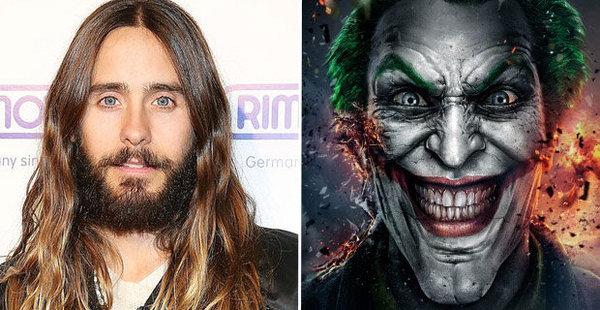 Confirman a Jared Leto como 'The Joker' en la cinta 'Suicide Squad'