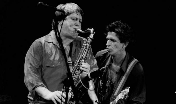 Muere Bobby Keys, el saxofonista de los Rolling Stones