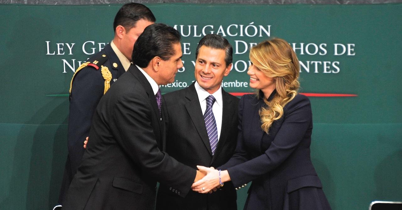 Las cosas están muy mal para Peña Nieto en el mundo