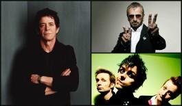 Ringo Starr, Green Day y Lou Reed al Salón de la Fama