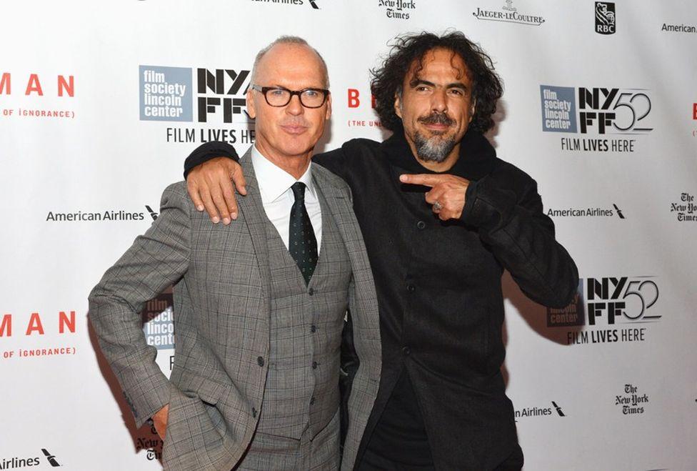 Keaton fue mi mejor experiencia como director: Iñárritu