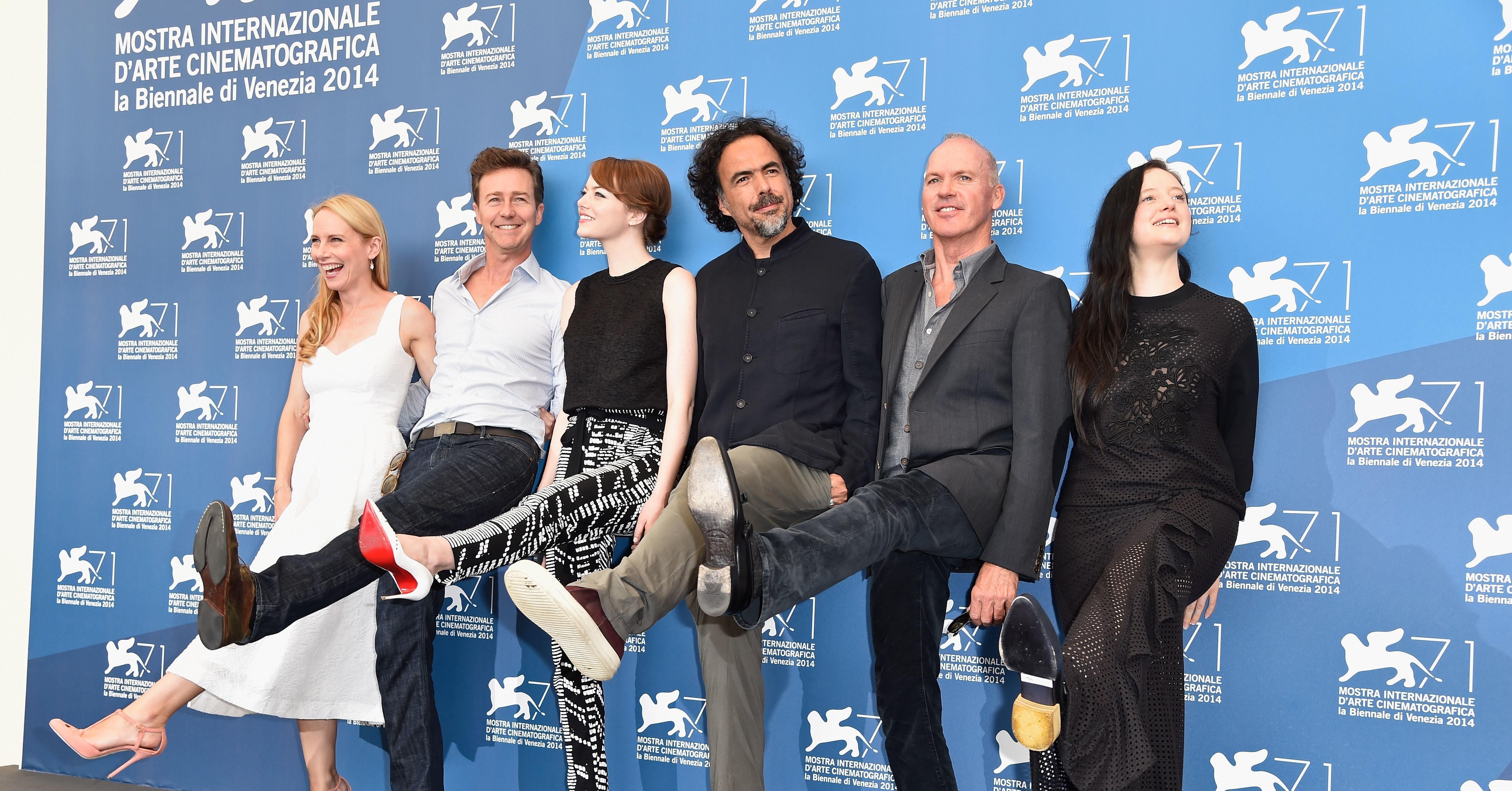 'Birdman' obtiene nueve nominaciones al Oscar