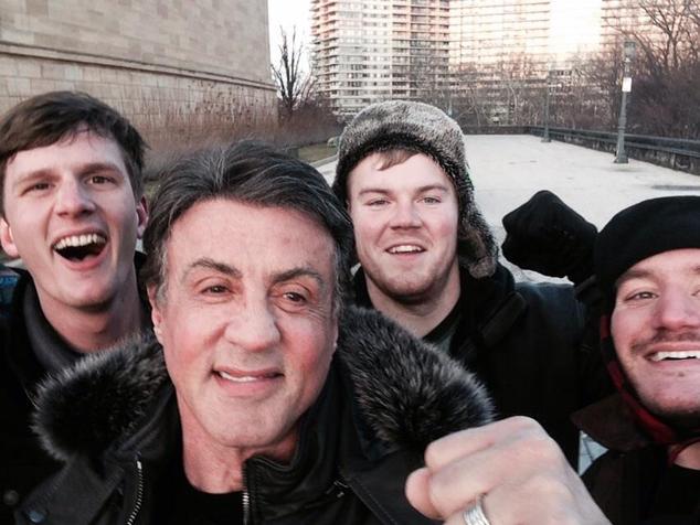 De película: Visitar Filadelfia y encontrarte con Rocky