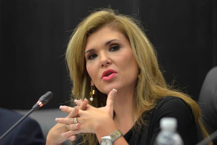 Claudia Pavlovich ya ha derrotado a Javier Gángara