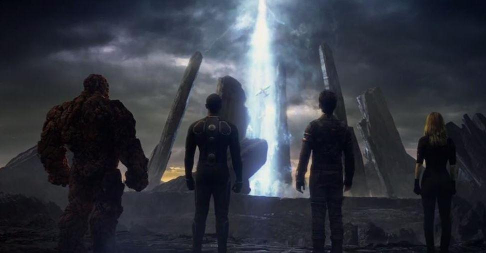 Una probadita de la nueva película de Los Cuatro Fantásticos