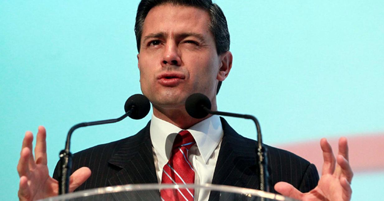 Peña Nieto juega de manera regular al golf