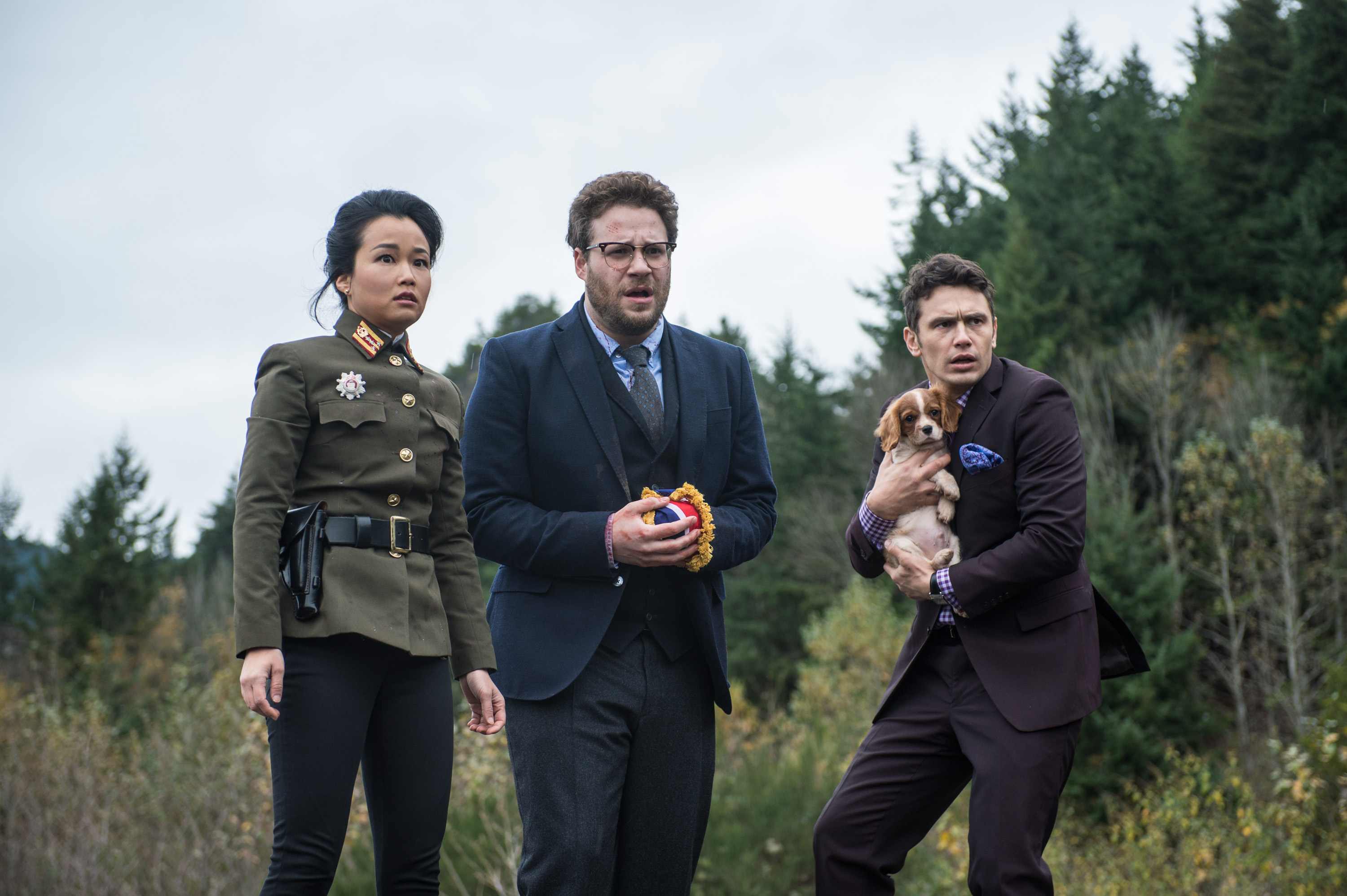 Quiere Netflix pasar 'The Interview'