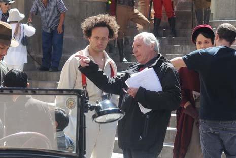 Peter Greenaway representará a México en la Berlinale 2015