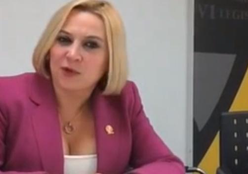 VIDEO | Panista lanza 'spot' desde la Asamblea Legislativa