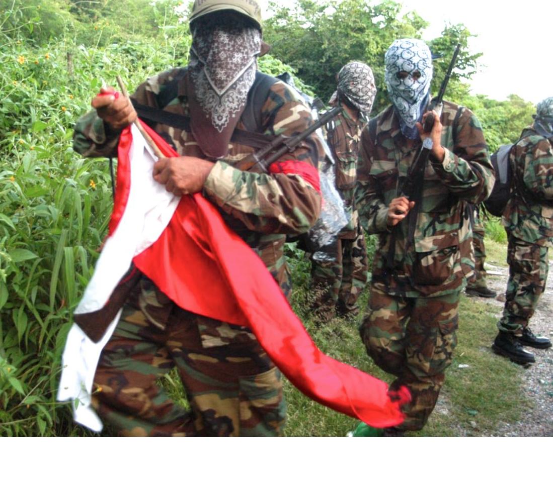 Guerrero: 'La Línea de la Esperanza'