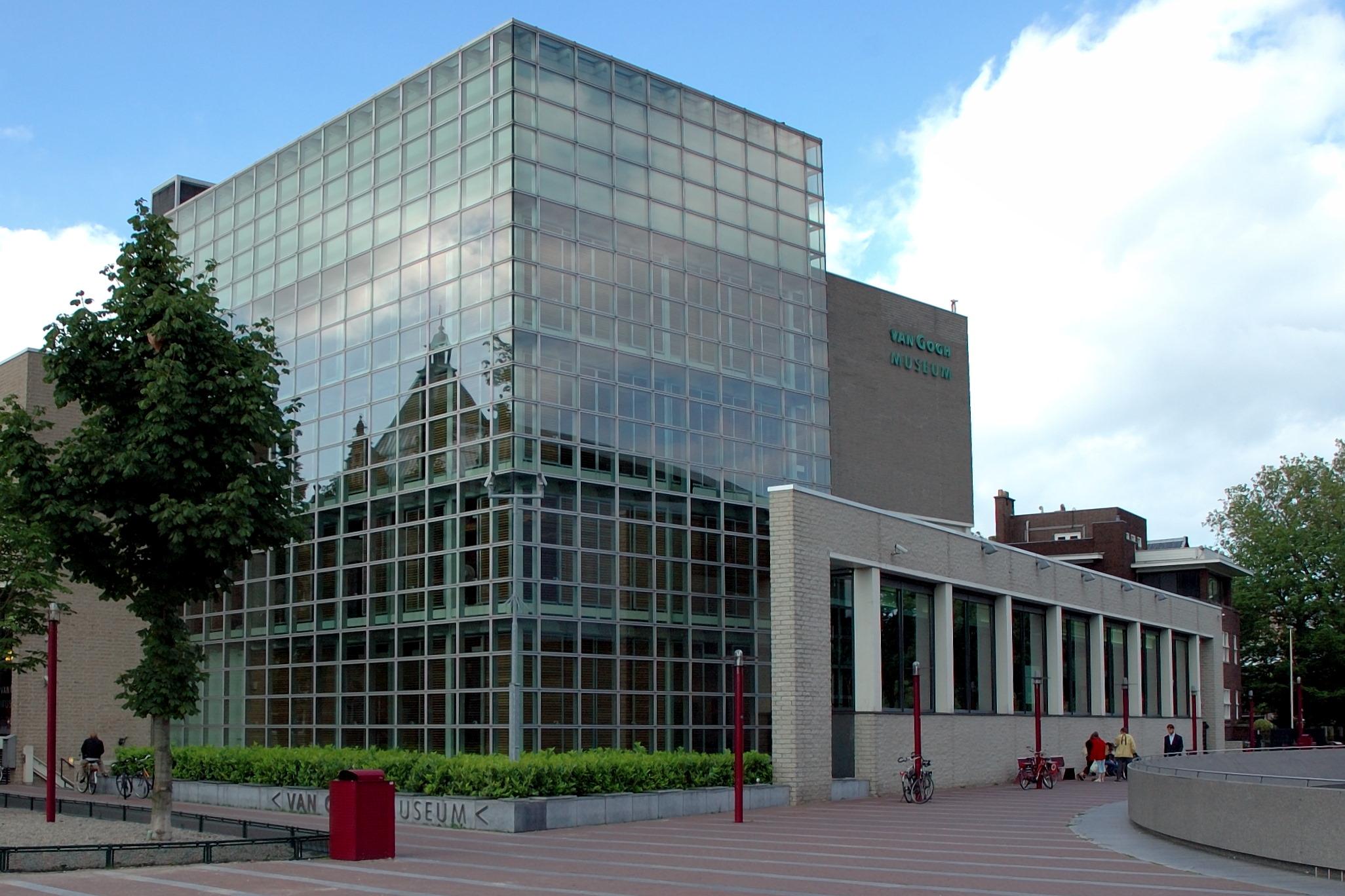 Van Gogh y su museo